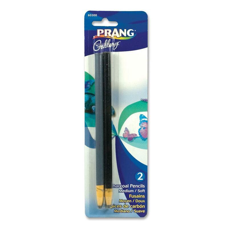 Dixon Prang Charcoal Pencils
