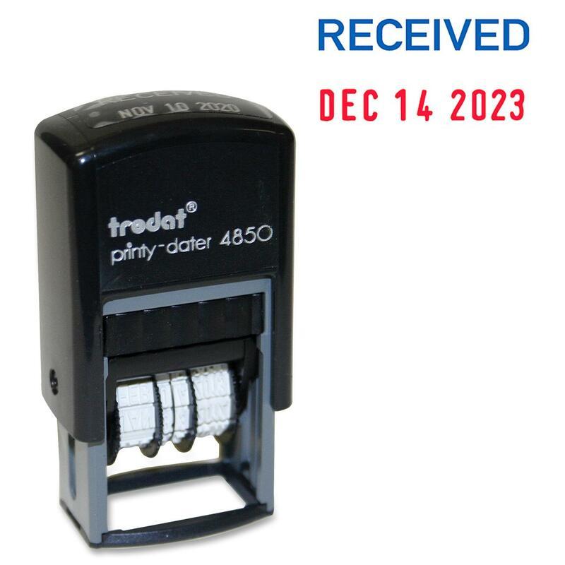 Trodat 4850 Printy Self Inking Stamp
