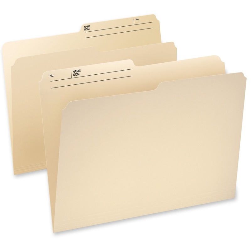 Pendaflex Cutless Watershed Top Tab File Folder