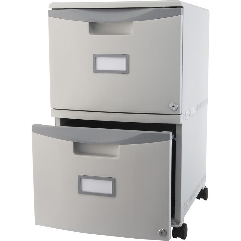 Storex Mobile File Drawer