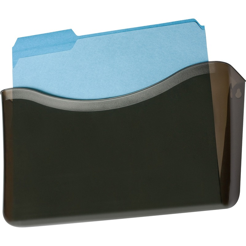 Rubbermaid Single Pocket Wall File