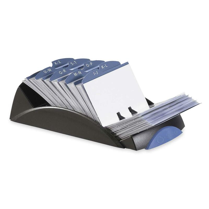 Rolodex Business Card File