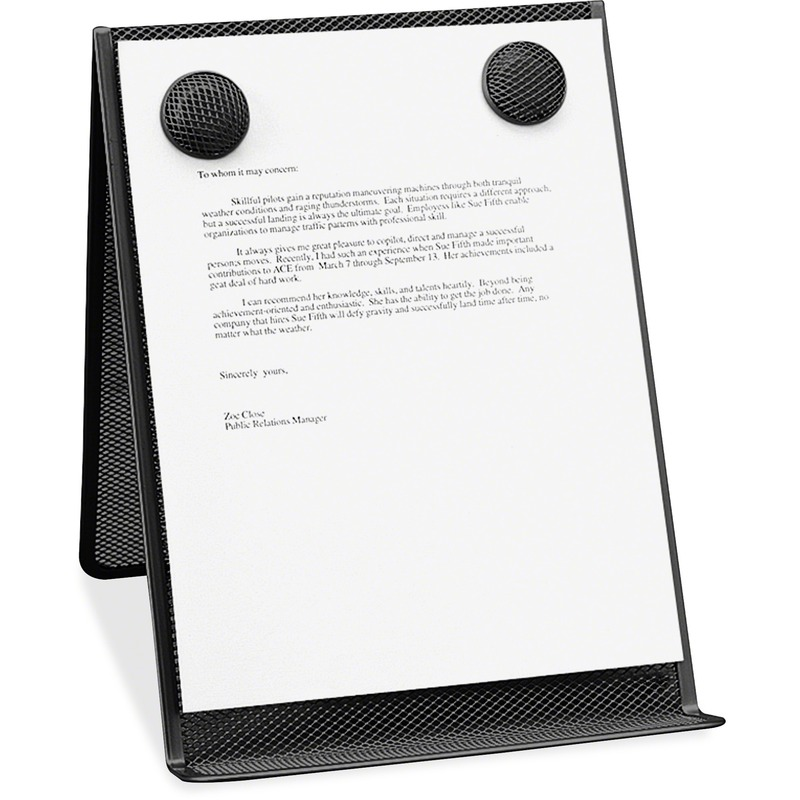 Rolodex Expressions Mesh Document Holder