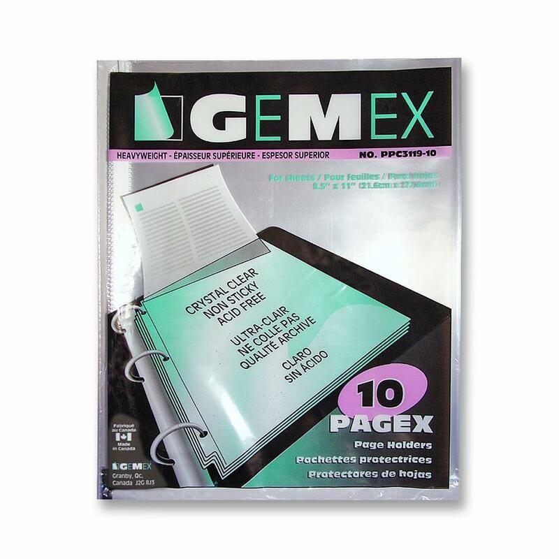 Gemex Standard Sheet Protector