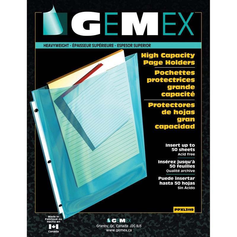 Gemex Extra Large Binder Pocket