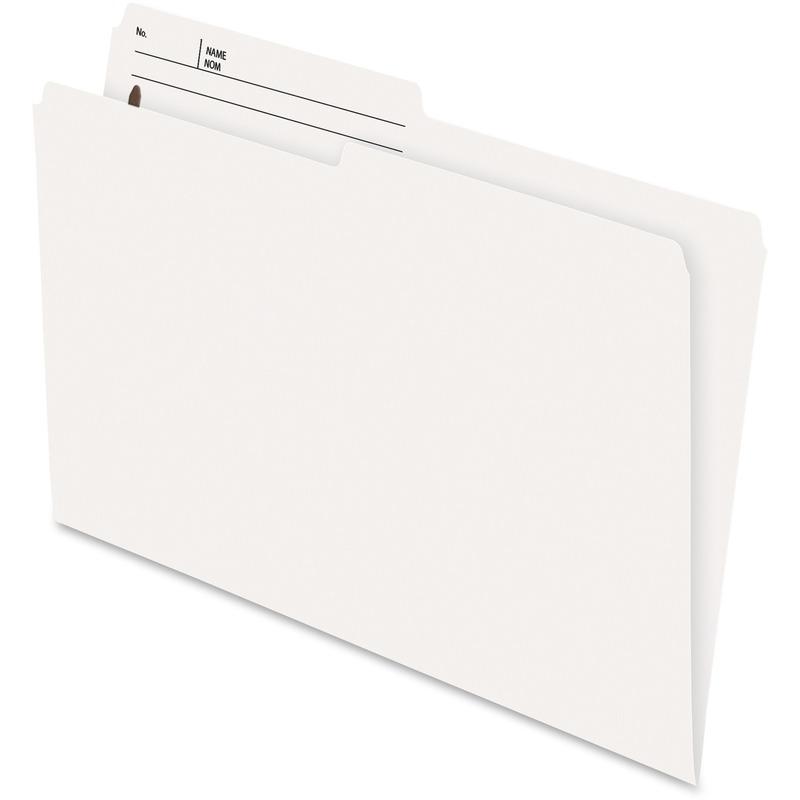 Pendaflex Slimtrim Legal File Folder with Fastener