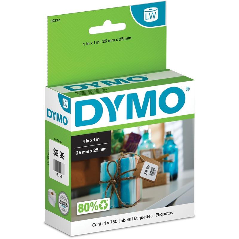 Dymo LabelWriter Square Multipurpose Labels White
