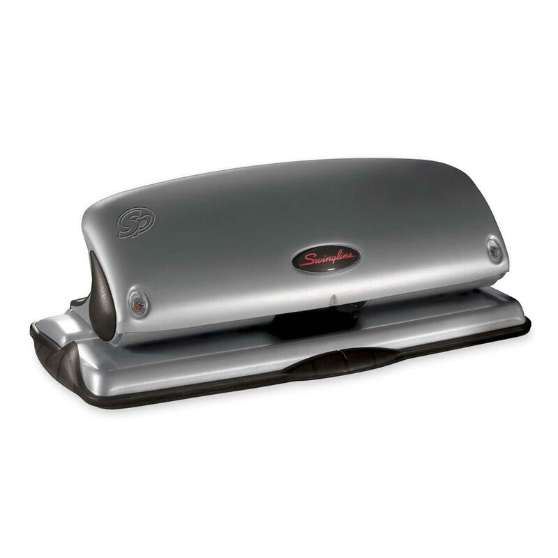 Swingline Protec Safety Paper Punch