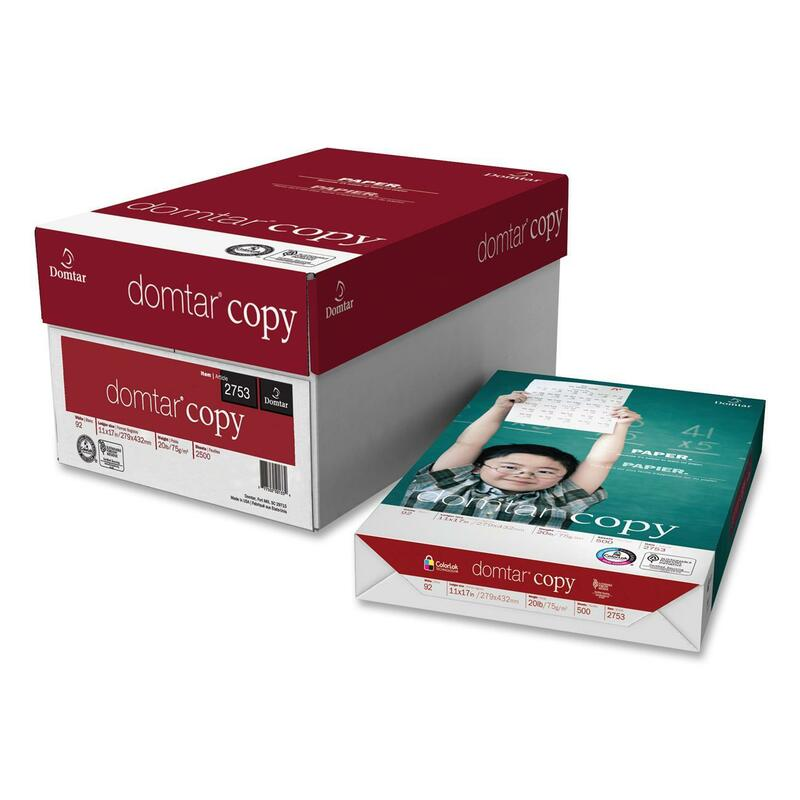 Domtar Copy Paper
