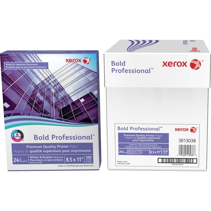 Xerox Premium Copy & Multipurpose Paper