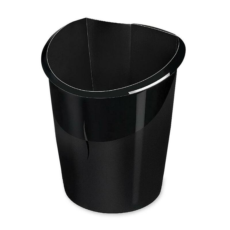 Ellypse Grip Recycled Wastebasket