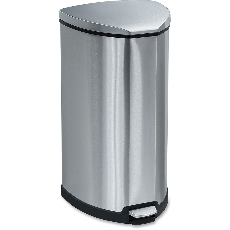 Safco Step-On Waste Receptacle