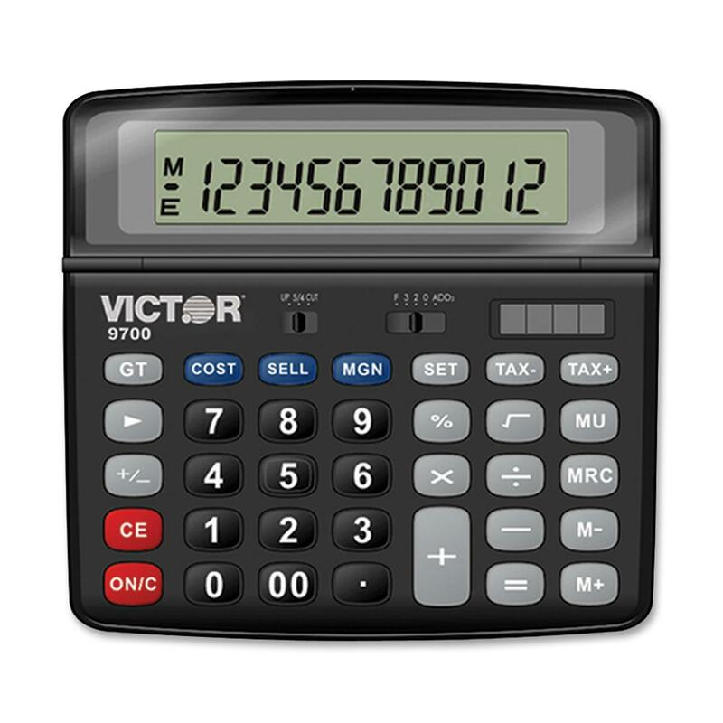 Victor 9700 Desktop Calculator