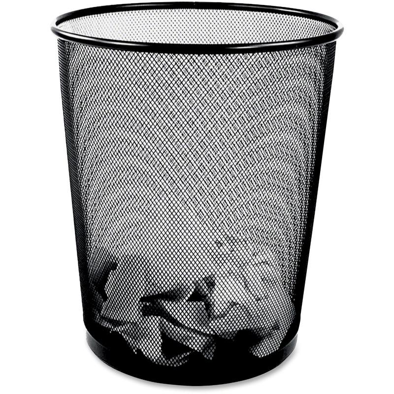 Winnable Mesh Wastebasket