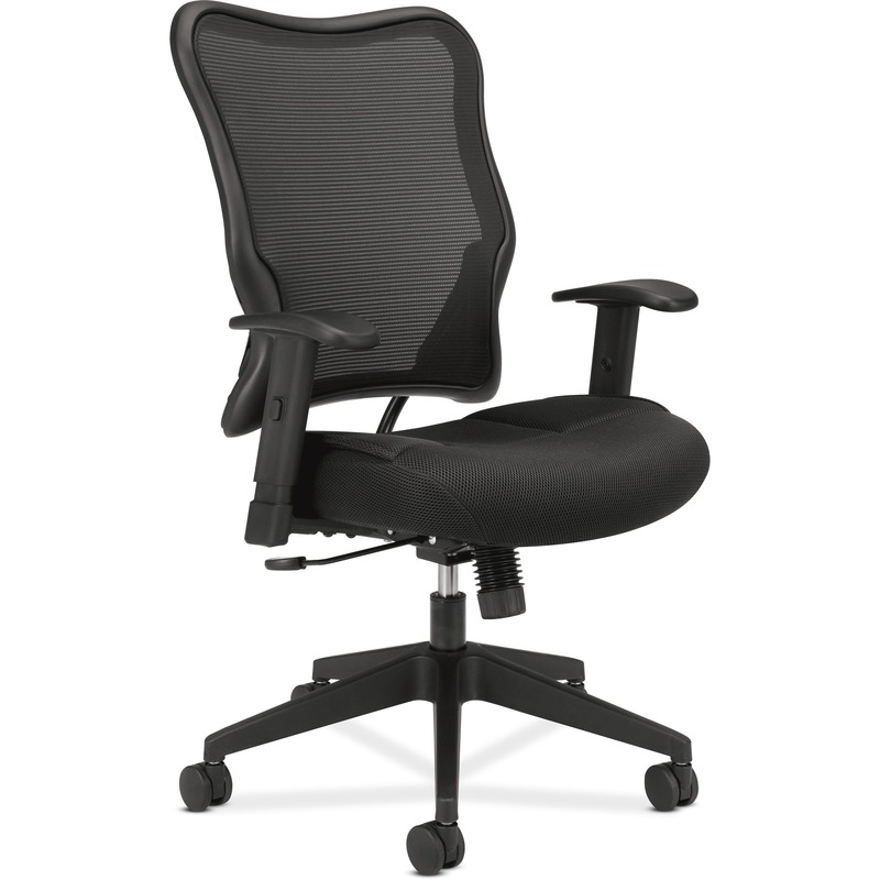 Basyx by HON VL702 Mesh High-Back Work Chair