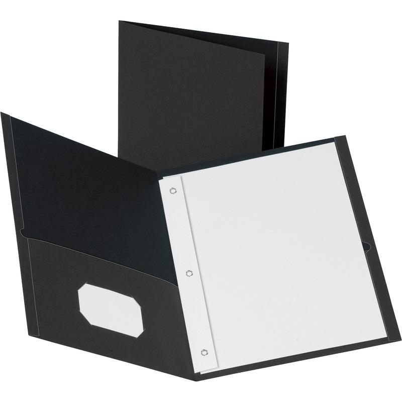 Business Source Two Pocket Folder