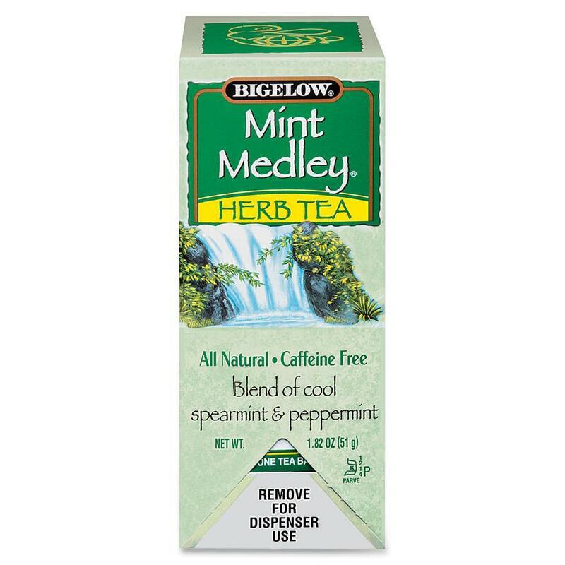 Bigelow Tea Mint Medley Tea 28 ct