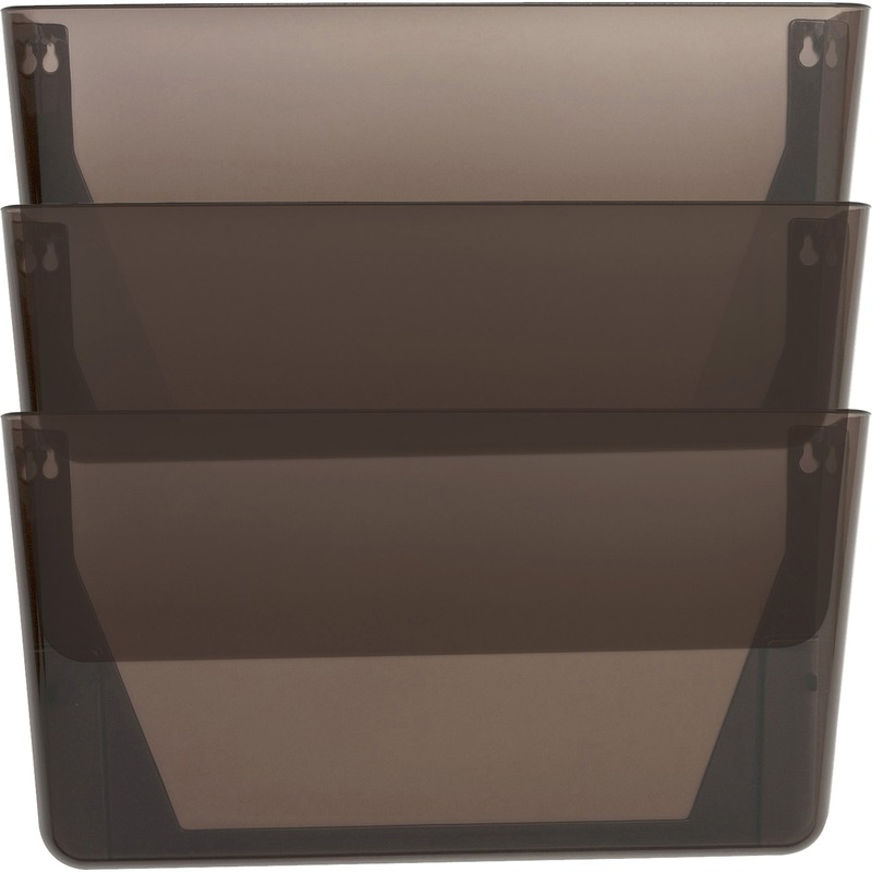 Sparco Mountable Wall File Pockets