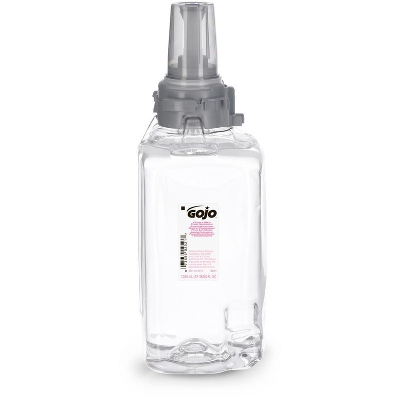 Gojo Clear and Mild Foam Handwash