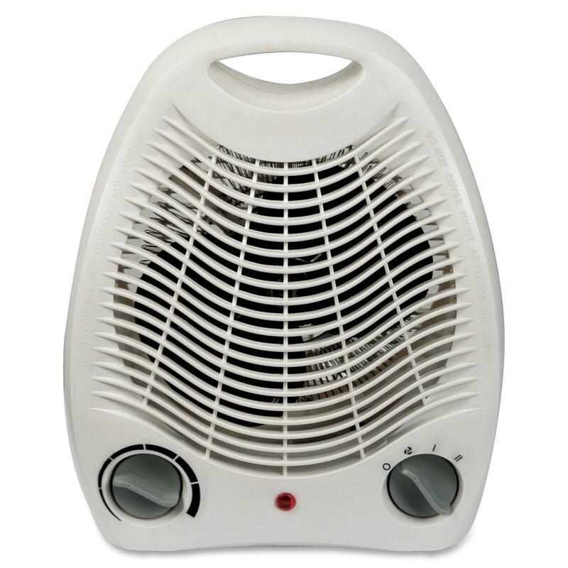 Royal Sovereign Compact Fan Heater - HFN-03