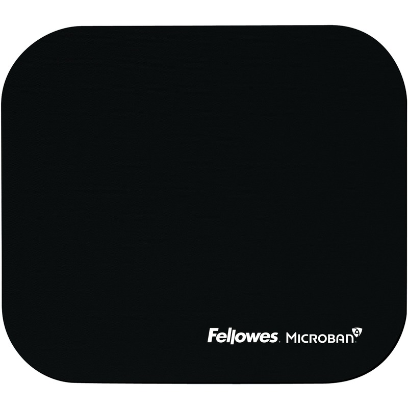 Fellowes Microban Mouse Pad - TAA Compliant