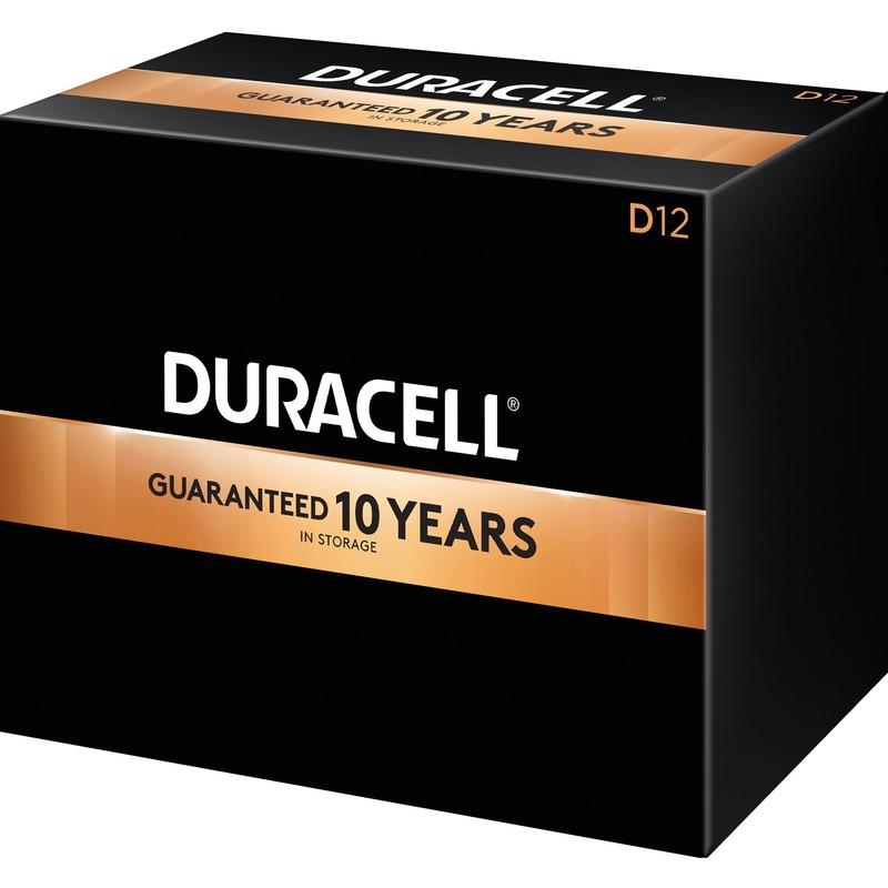 Duracell CopperTop Alkaline D Battery