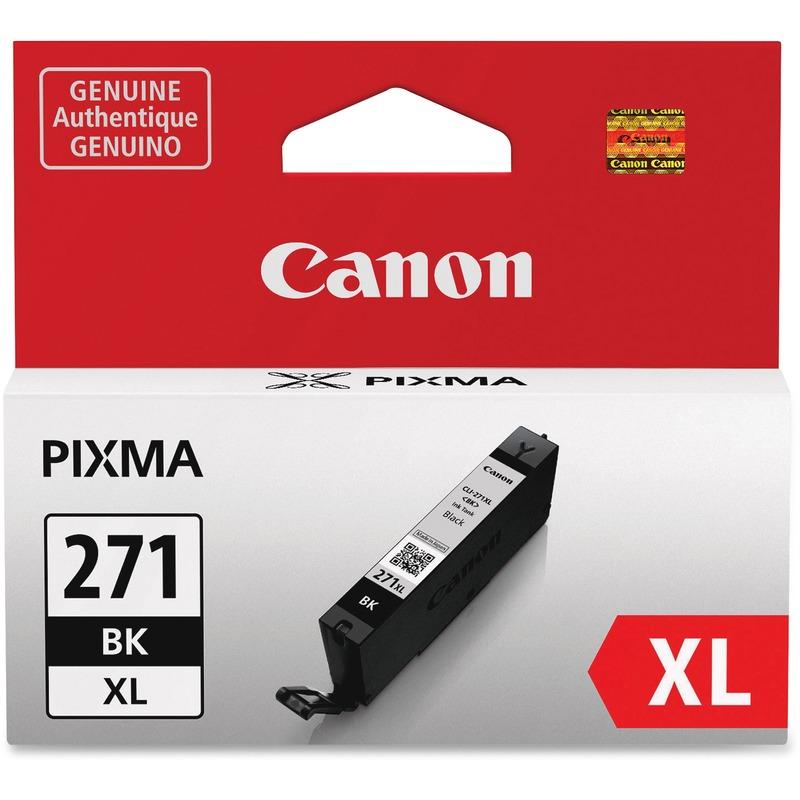 Canon CLI-271XL BK Original Ink Cartridge - Black