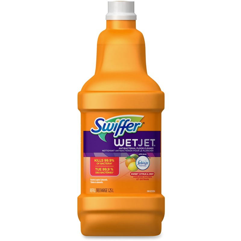 Swiffer WetJet Floor Cleaner Refill