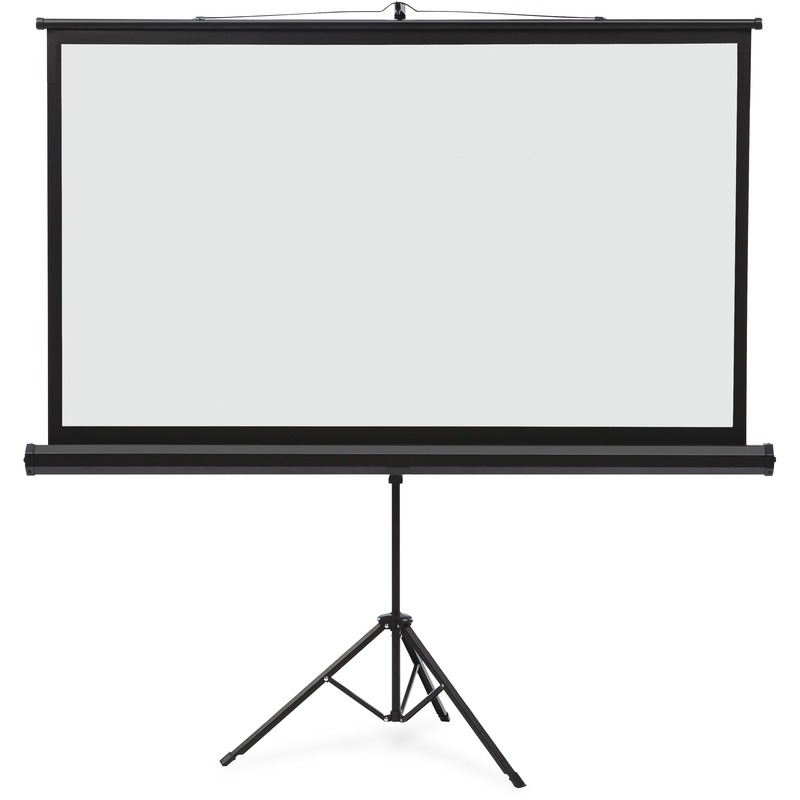 """Acco Projection Screen - 105.7"""" - 16:9 - Surface Mount"""