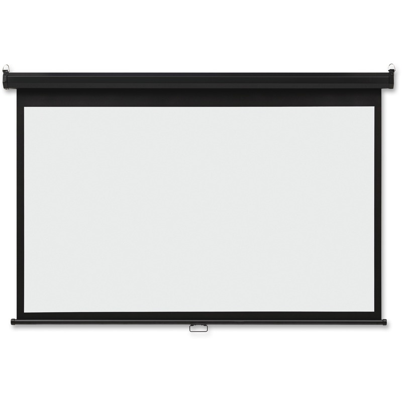 """Acco Projection Screen - 91.8"""" - 16:9 - Wall Mount, Surface Mount"""