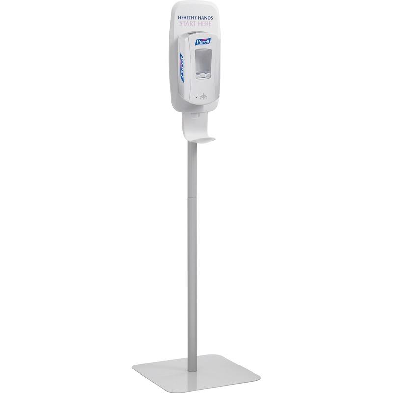 Purell Plastic Floor Stand Dispenser