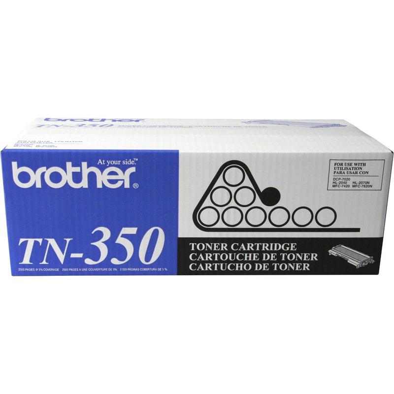 Brother Black Toner Cartridge