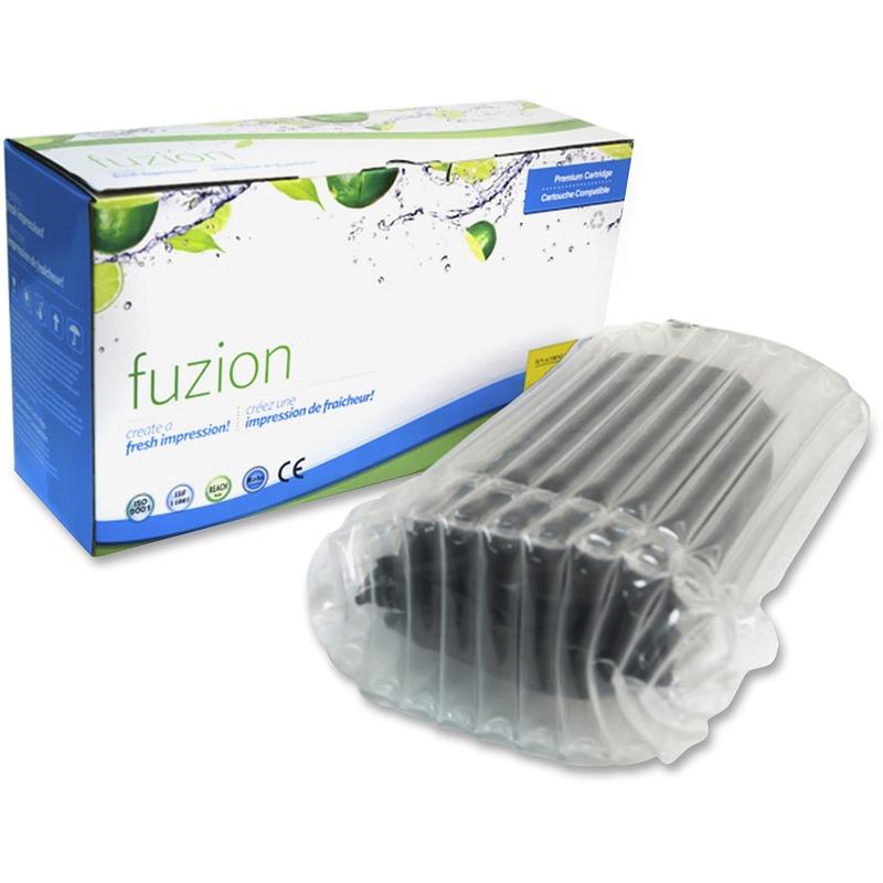 Fuzion Toner Cartridge - Alternative for HP (CF412X) - Yellow