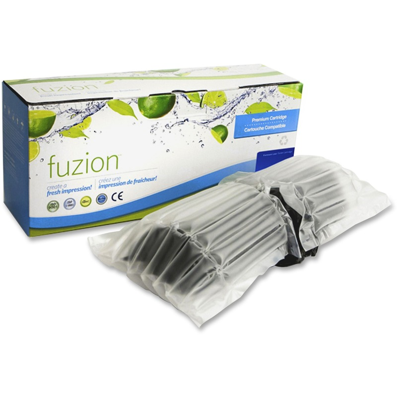 Fuzion Toner Cartridge - Alternative for Brother (TN210C) - Cyan