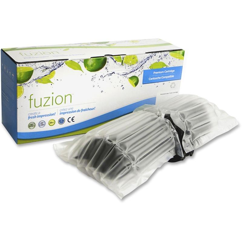 Fuzion Toner Cartridge - Alternative for Brother (TN660) - Black