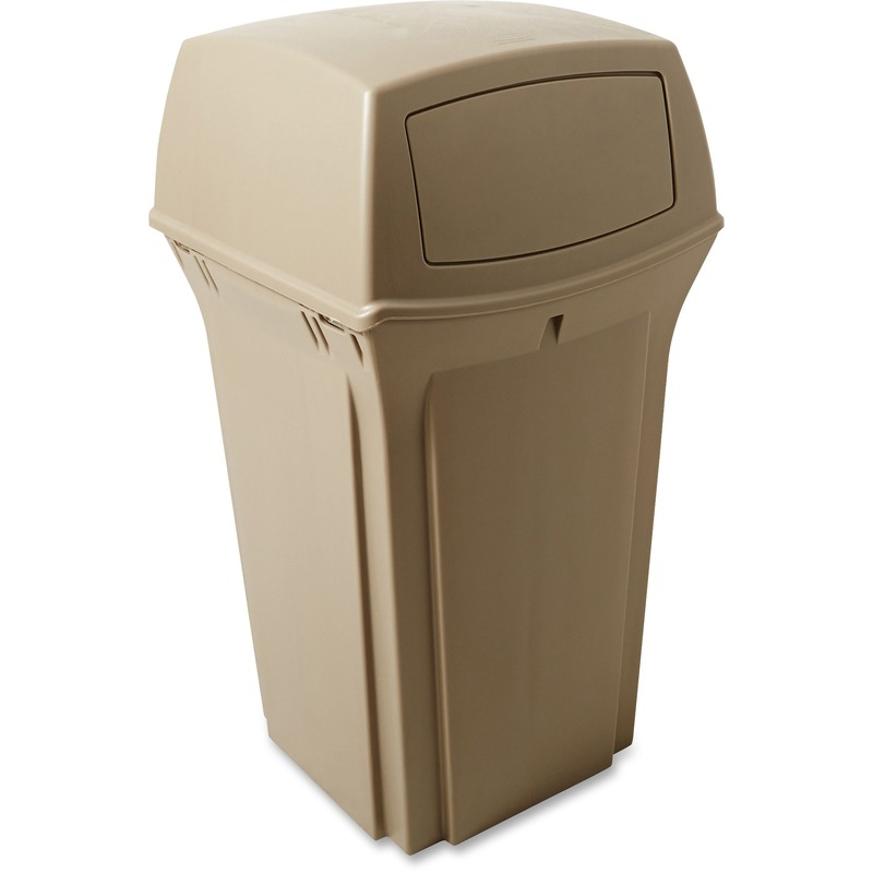 Rubbermaid Commercial 8430-88 35 Gallon Ranger Container