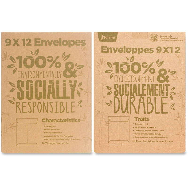 Norma Eco-friendly Catalogue Envelopes