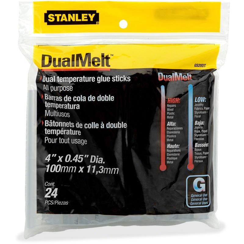 """Stanley Dual Temperature 4"""" Glue Sticks"""