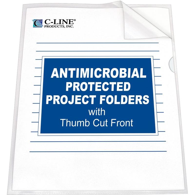 C-Line Anti-Microbial Project Folder