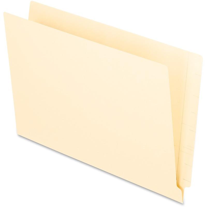 Pendaflex Straight Cut End Tab File Folder