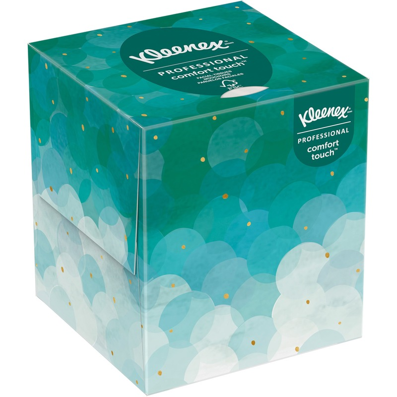 Kleenex Boutique Pop-up Box