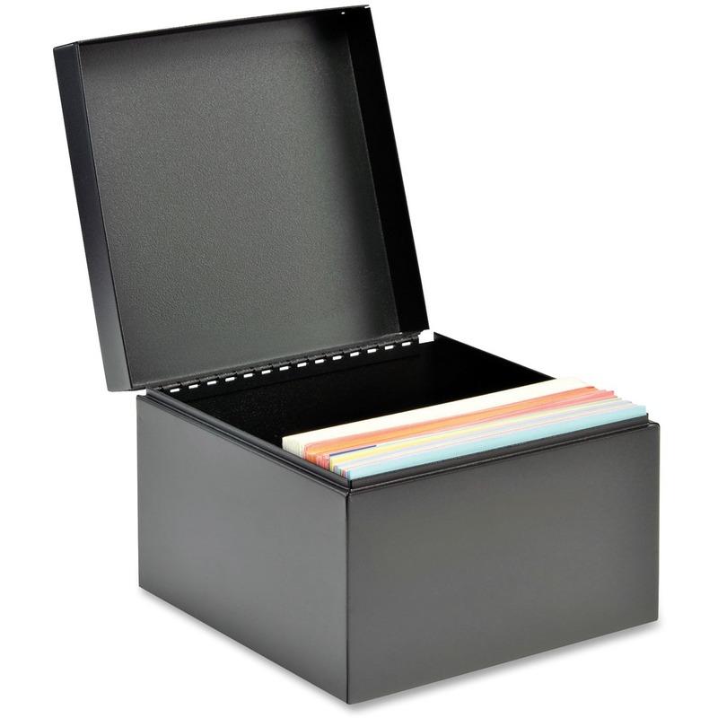 MMF Card File Box
