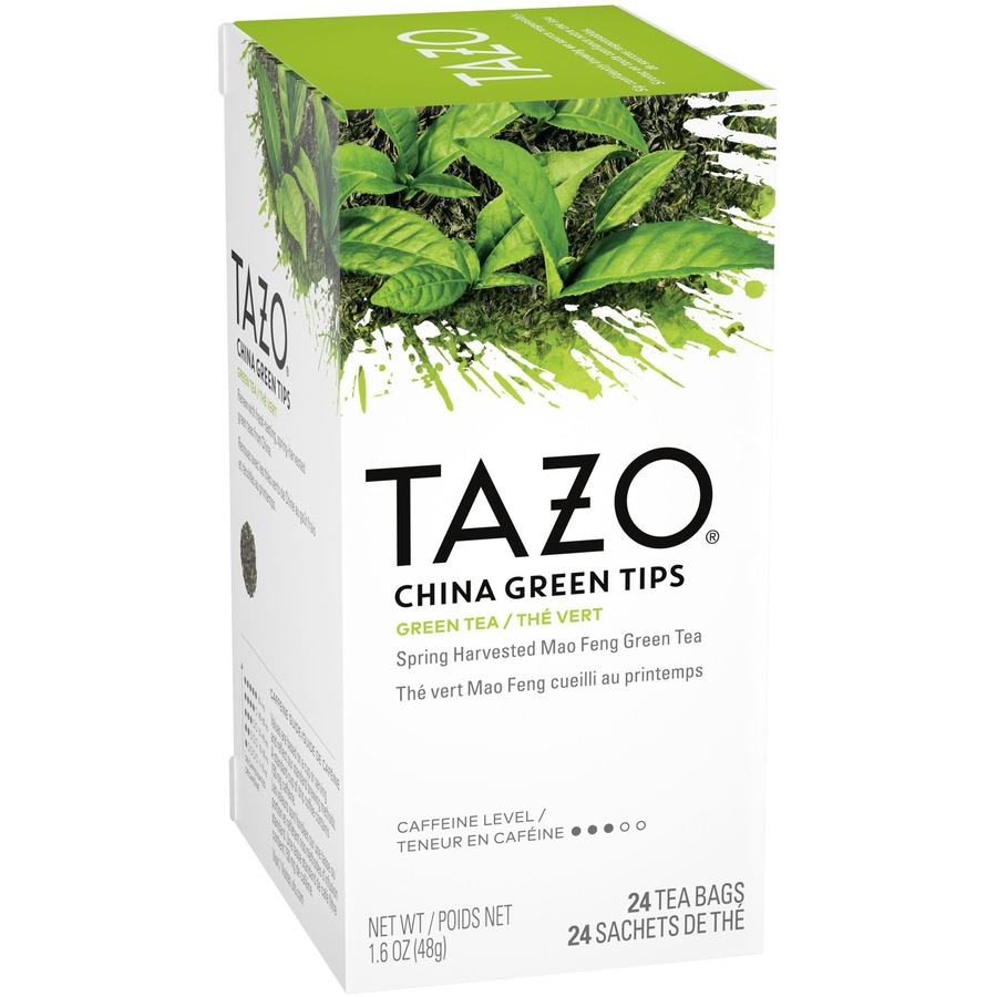 Tazo Green Tea, 24/Box