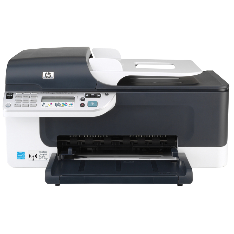 hp j4680 printer manual