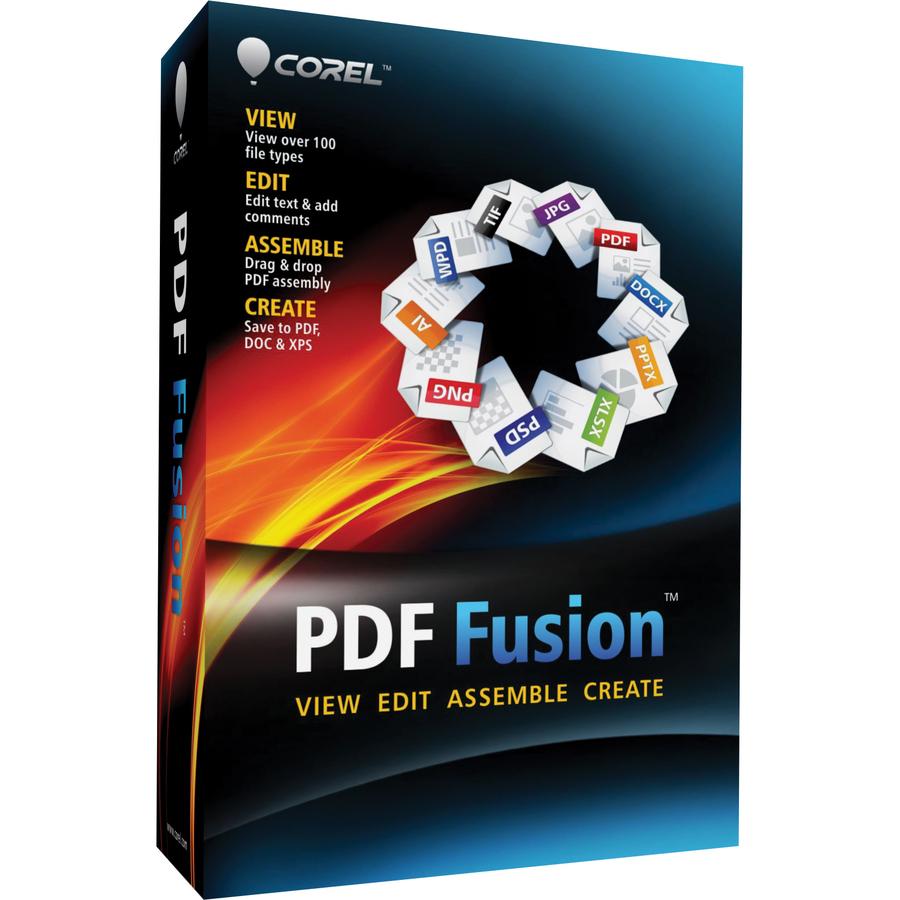 Corel Fusion 16.0.400 ��������