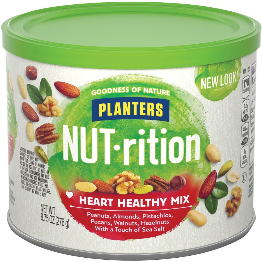 Planters Planters Heart Healthy Mix