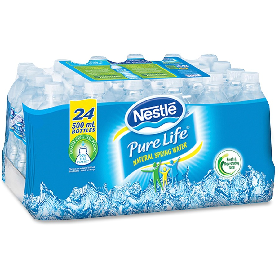 Pure Life Bottled Water - 500 mL