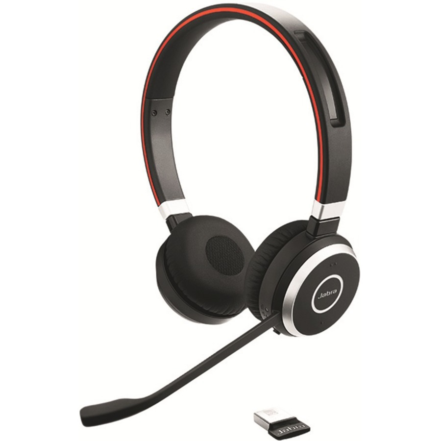 Jabra EVOLVE 65 With Charging Stand UC Stereo_subImage_1