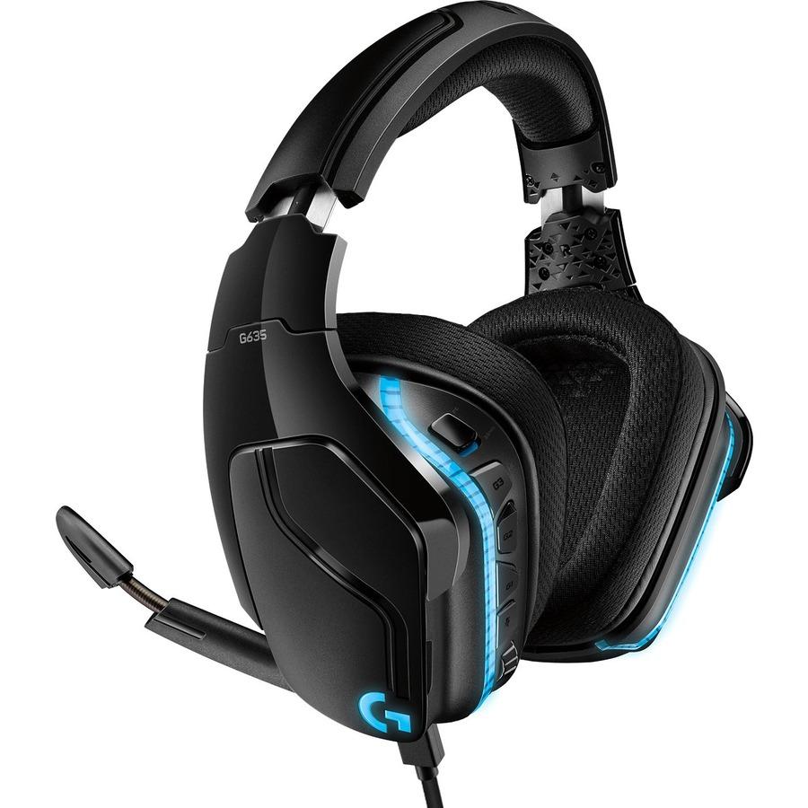 Logitech G635 7.1 Lightsync Gaming Headset_subImage_1