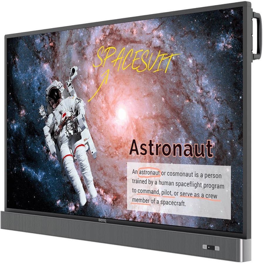 "BenQ RM5502K 55"" LCD Touchscreen Monitor - 16:9 - 8 ms_subImage_1"